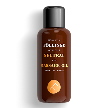 Föllinge Massageolja Neutral 100 ml