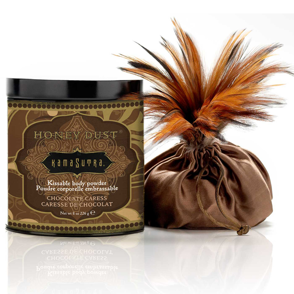Honey Dust Chocolate Caress
