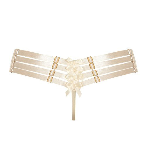 Adjustable Webbed Thong Small