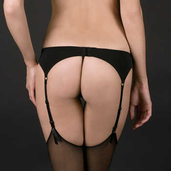 Le Petit Secret Garter Belt