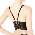 Bondage-Belle Crop Top Small